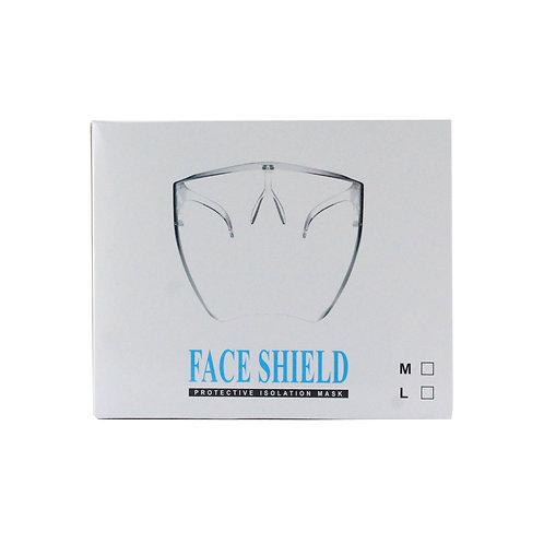 Full Face Shield Acrylic Clear