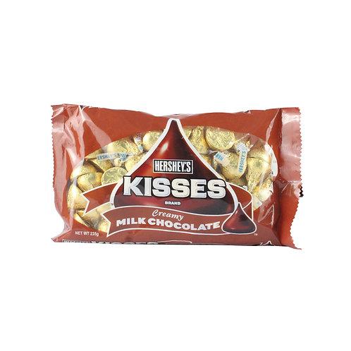 Hershey's Creamy Milk Chocolate Kisses 235g