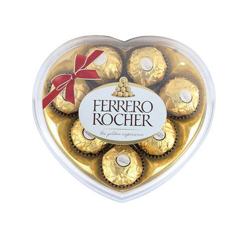 Ferrero Rocher T8 Heart 100g