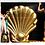 Thumbnail: COQUILLE DORÉE - matelas gonflable