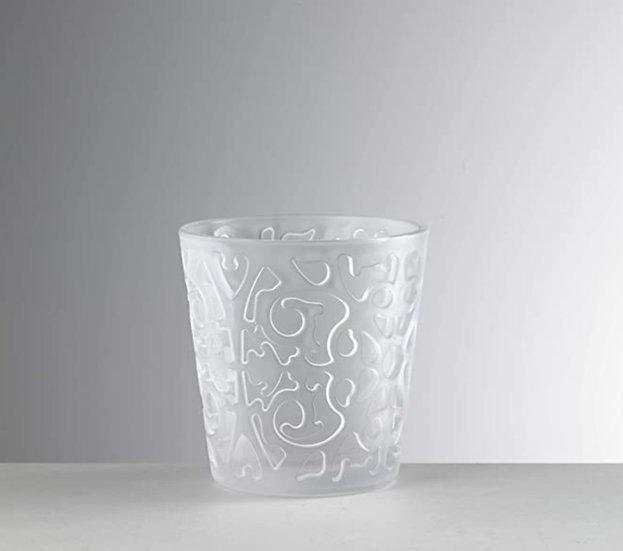 GIUSTI - Siviglia frost - verre bas - 1 pièce