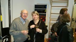 Fabienne et son Papa