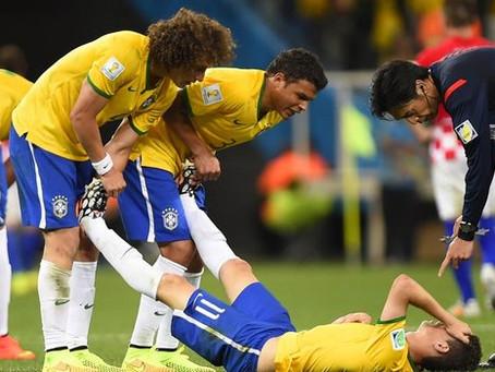 Les crampes à la Coupe du Monde : explications