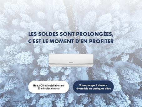 AIRTON™ Les climatiseurs et pompes à chaleur sans mise en service