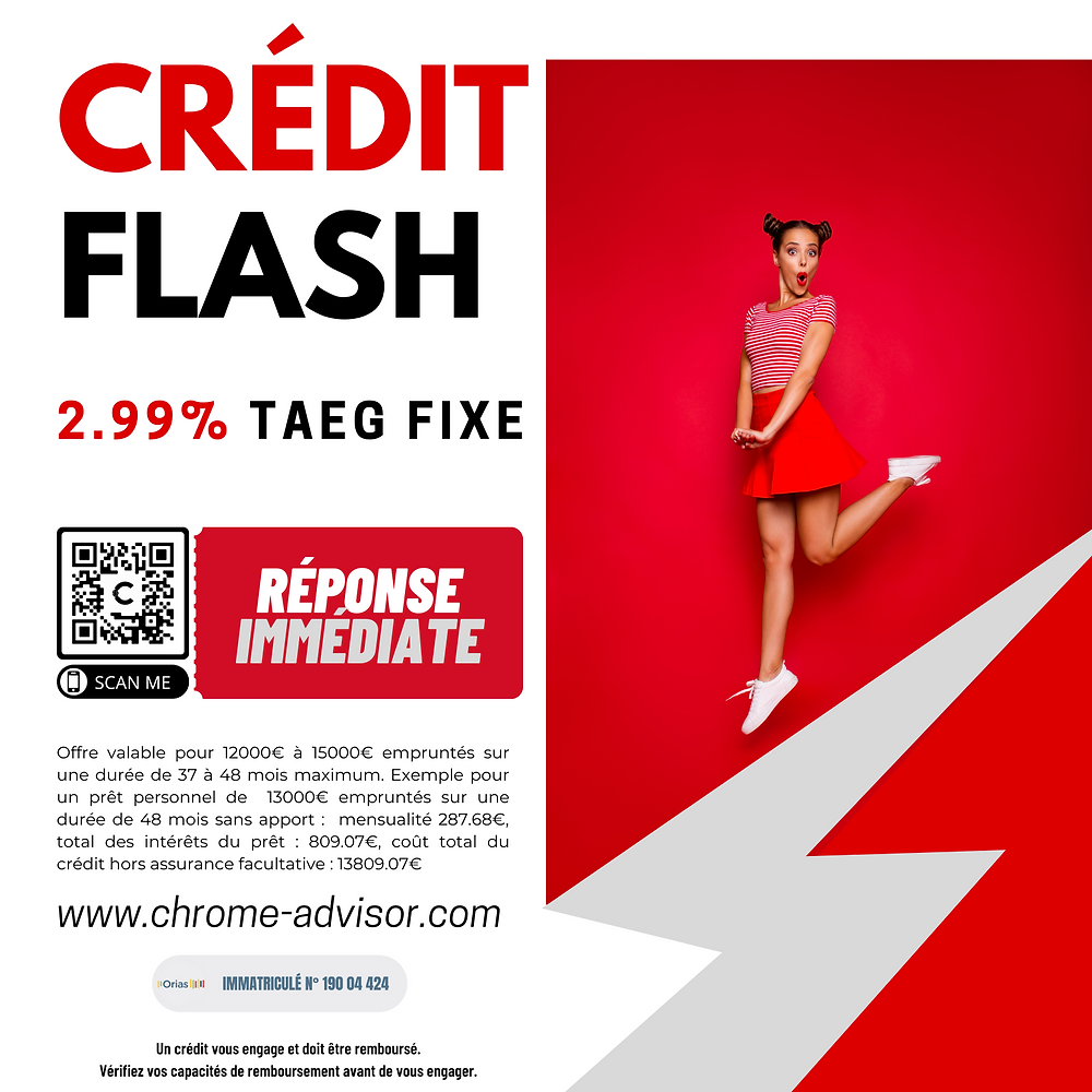 Crédit Flash
