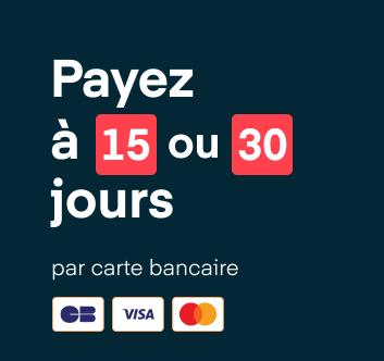 Proposez le Pay Later en ligne ou en magasin