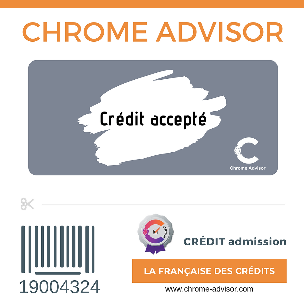 Crédit sans justificatif en ligne
