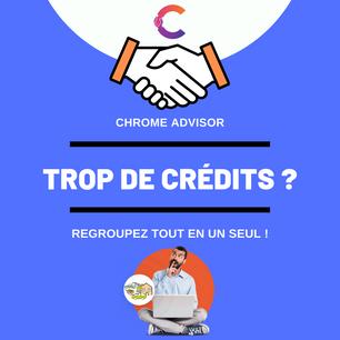 Rachat de crédits Chrome Advisor