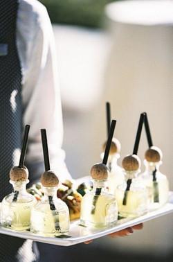 Mini Margaritas