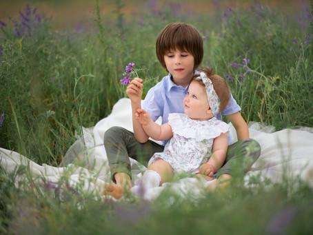 Sesja rodzinna plenerowa Antosia i Antosi <3
