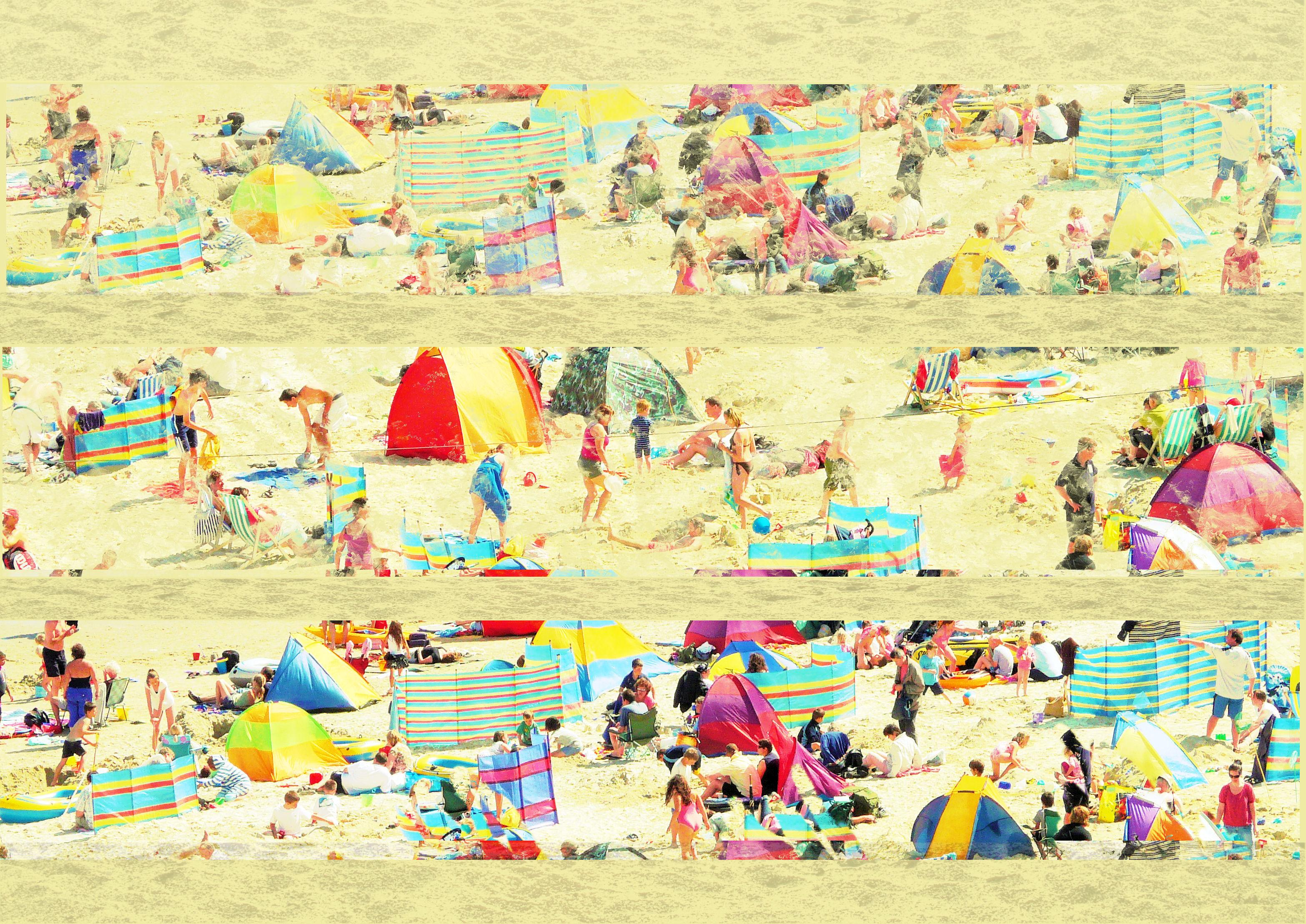 Beach strips