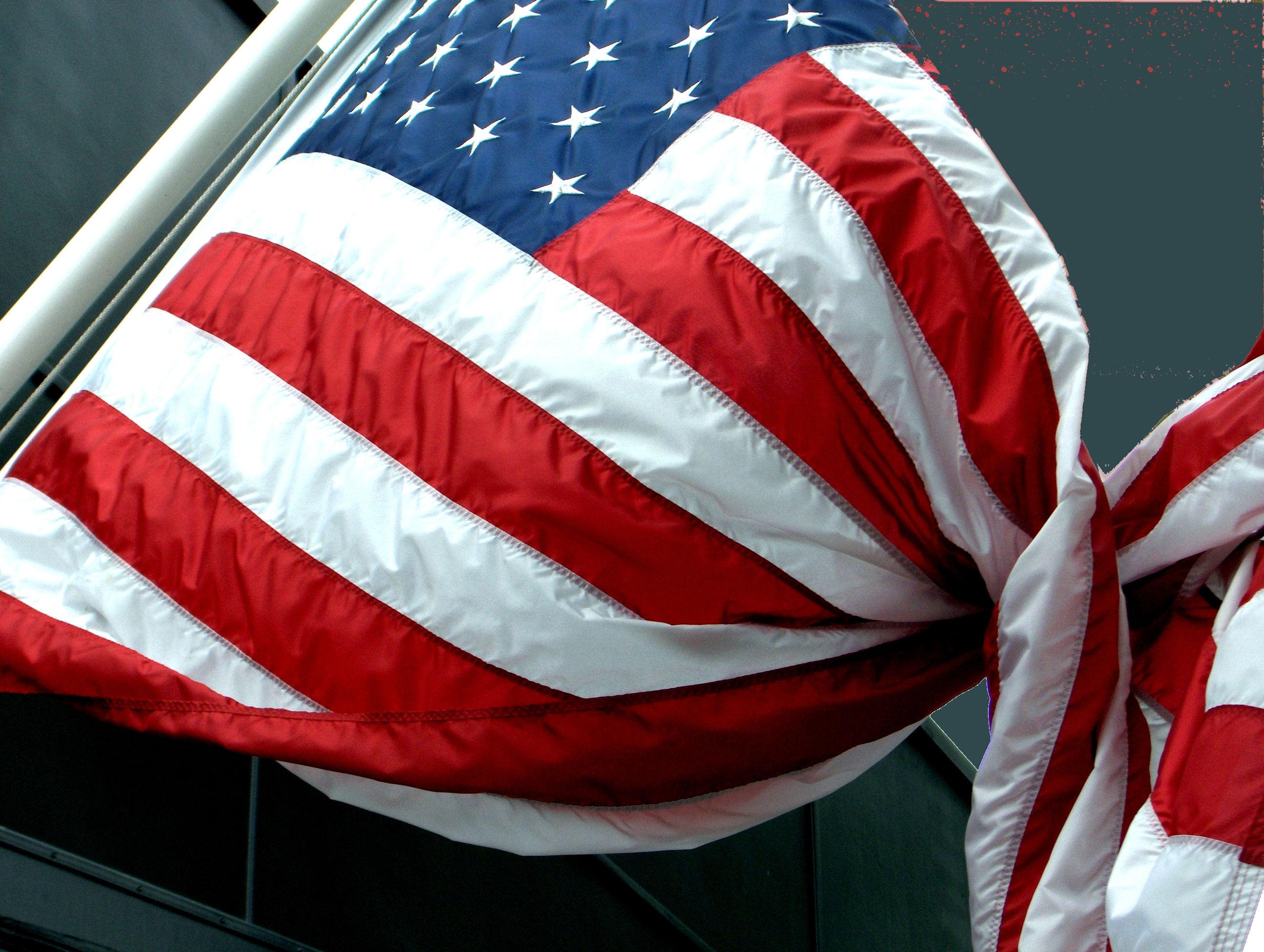 American flag Hyannis