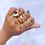 Thumbnail: Adjustable Layering Rings