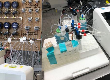 Using Precigenome pressure controller to automate MOW-ChIP Process (Virginia Tech)