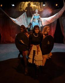 Boudica's Chariot