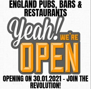 Will UK pubs and restaurants ever 'rise up' like their European neighbours?