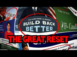 Build Back Better....with a special appearance from a local MP