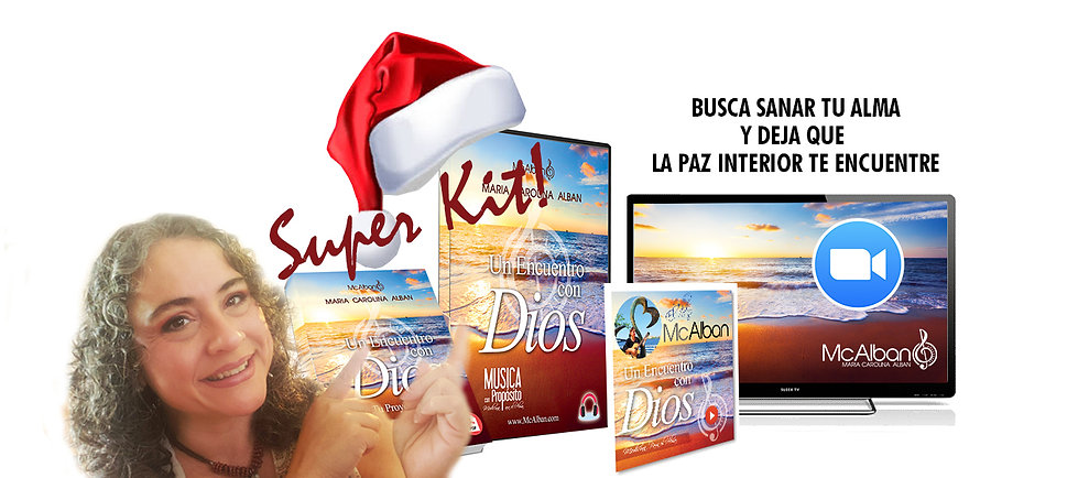 ENCUENTRO CON DIOS SUPER KIT 2019 REGALO