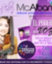 EL TALLER DE MCALBAN CORPORATIVO MES DE