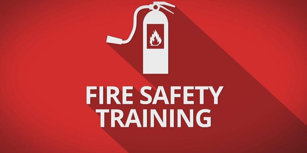 Fire Safety & Emergency Preparedness Training