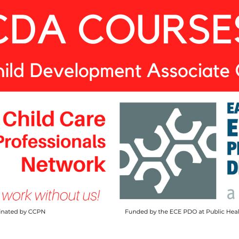 CDA Application (Preschool - Delaware County)