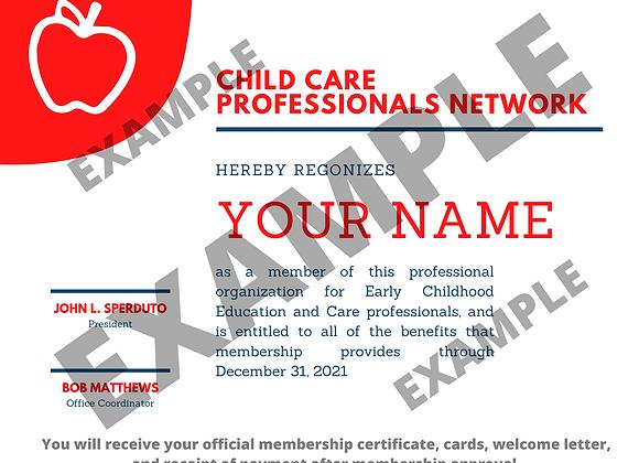 CCPN 2021 Membership