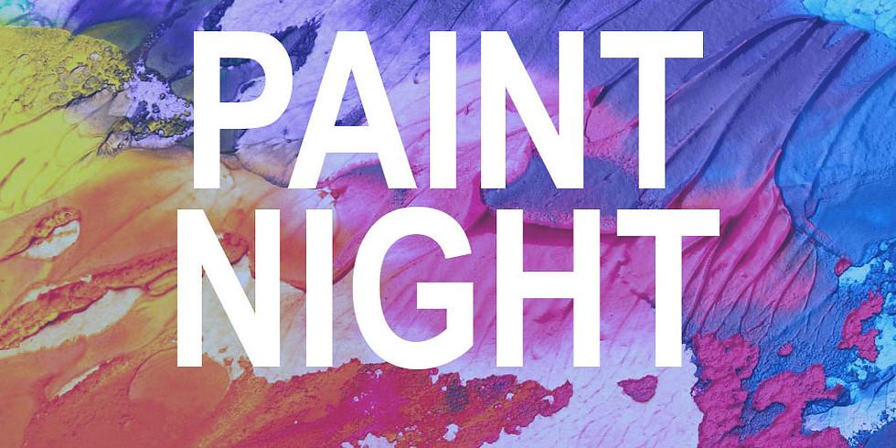 Free Parent & Child Paint Night