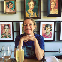 The woman making waves in wine!