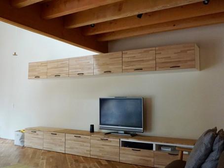 TV BOARD / 壁面収納