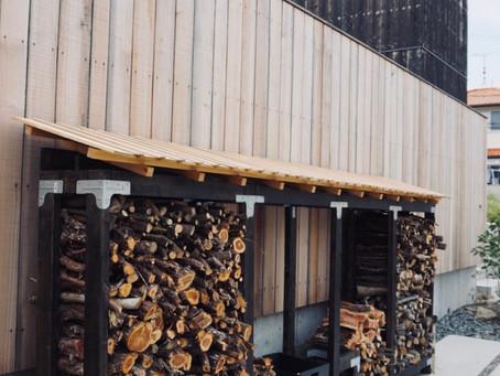 薪棚(木製)