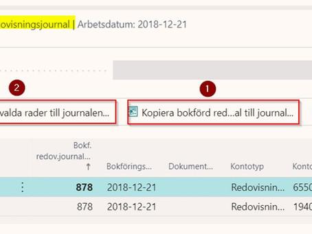 Ny funktionalitet i BC gör det enklare att rätta bokförda journaler