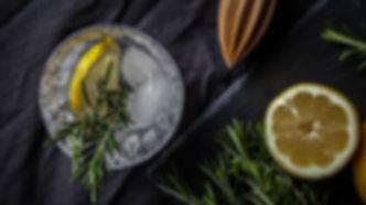 Food photographer Berlin gin tonic