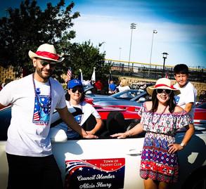 TC July 4th Parade 2017