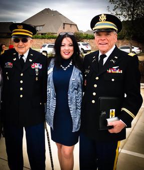 TC Veteran's Day Ceremony 2017