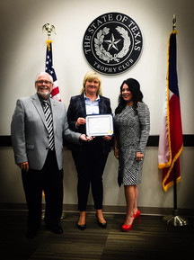 Suicide Awareness Month Town Proclamation 2019