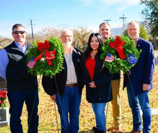 TC Wreaths Across America 2019
