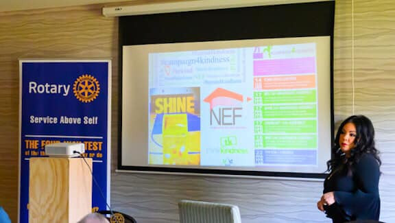 Presenting to TC Rotary 2020