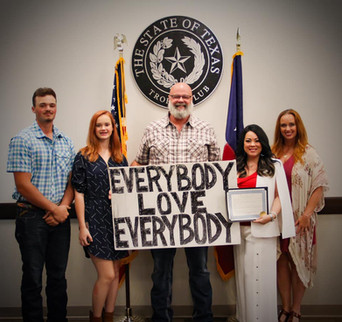 Everybody Love Everybody Town Proclamation 2019