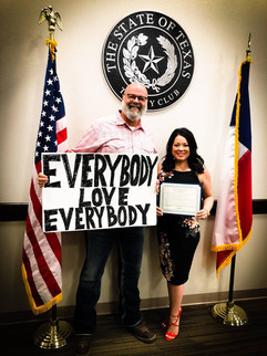 Everybody Love Everybody Day Town Proclamation 2018