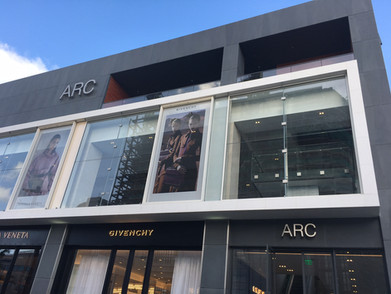 ARC Luxury Retail Building