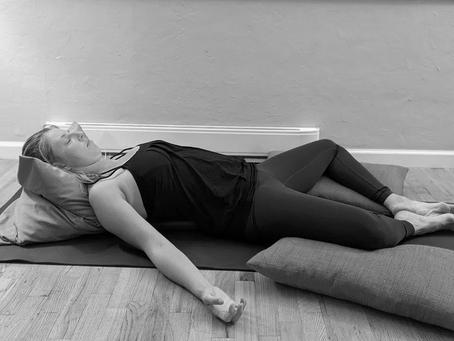 Prenatal Yoga Flow