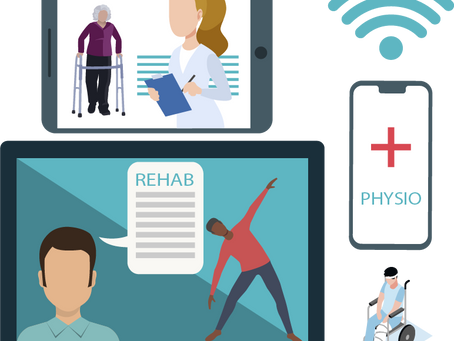 What About Telerehab?