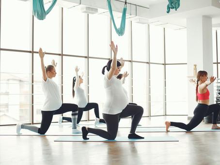 The Three Benefits of Weekly Prenatal Yoga