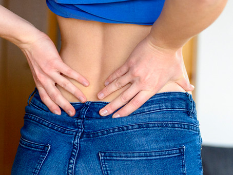 What's Your Pelvic Floor Got to do with your back pain?