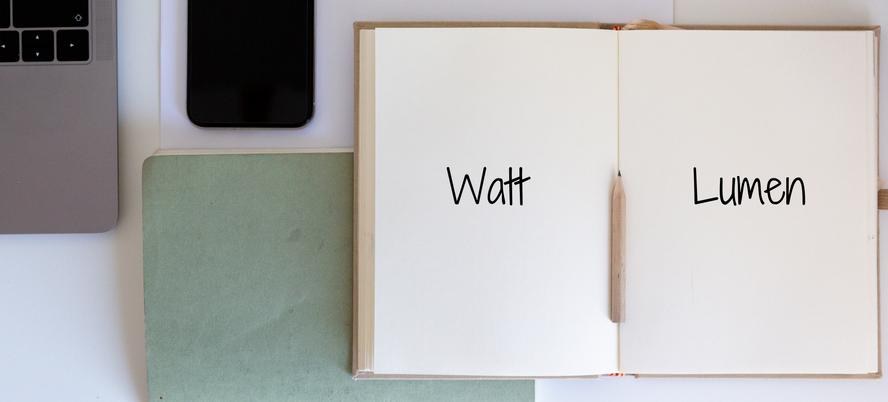 Watt vs Lumen
