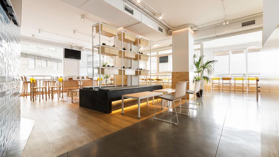 Iluminação Tromilux: Dorsia Café
