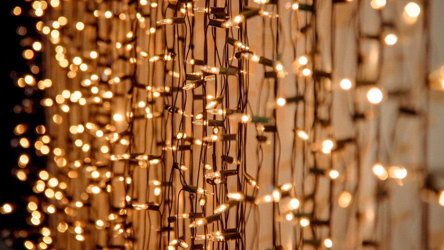 A evolução das luzes de Natal: Parte II