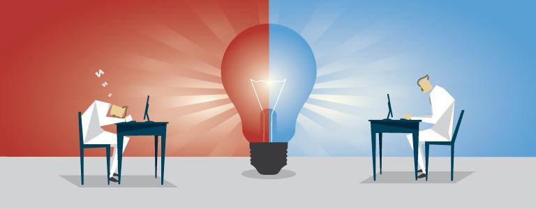 A relação entre a Iluminação e a Produtividade