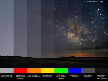 Sabe o que é a Poluição Luminosa?