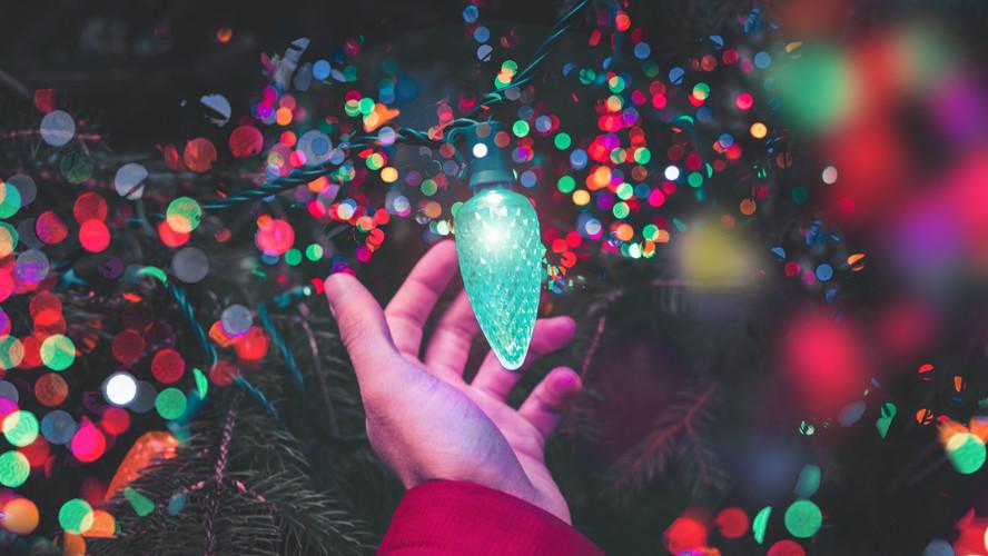 Cuidados a ter com a Iluminação de Natal